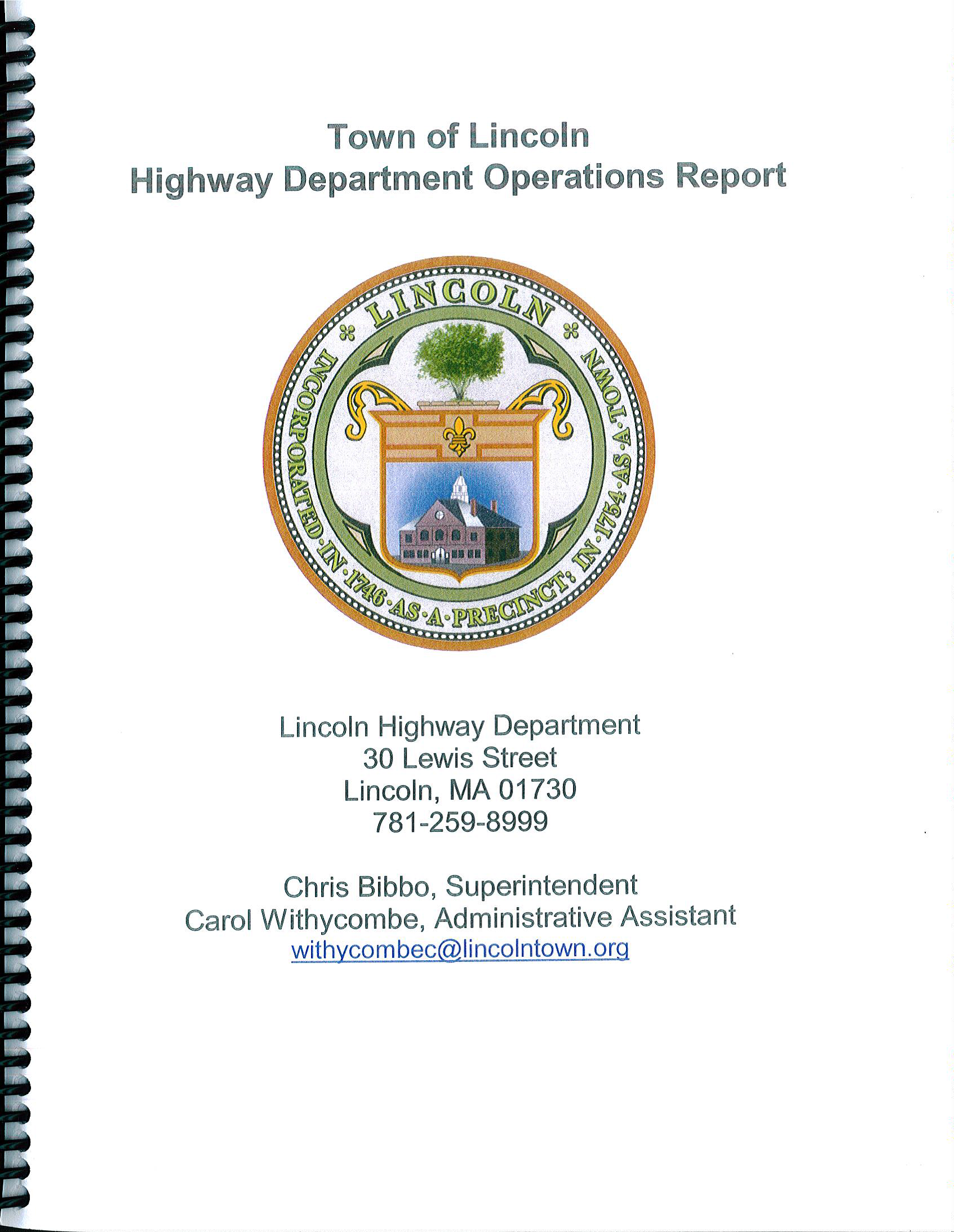 Cover for Highway Department Operations Report.png