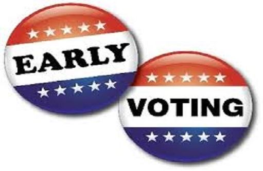 Early voting 511x333