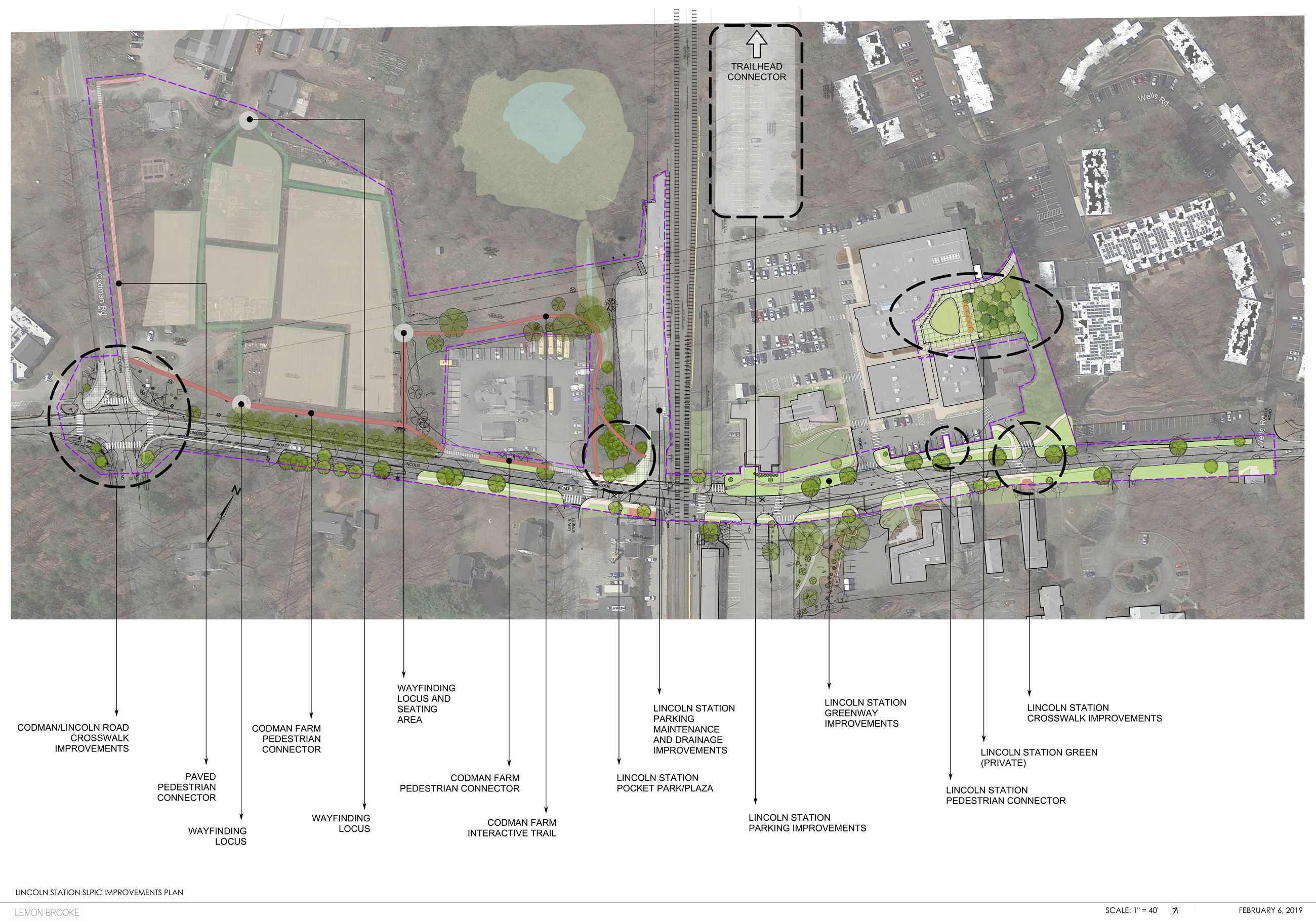 Lincoln Station SLPIC Improvement Plan