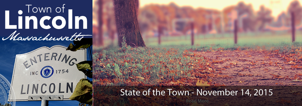 State of the Town