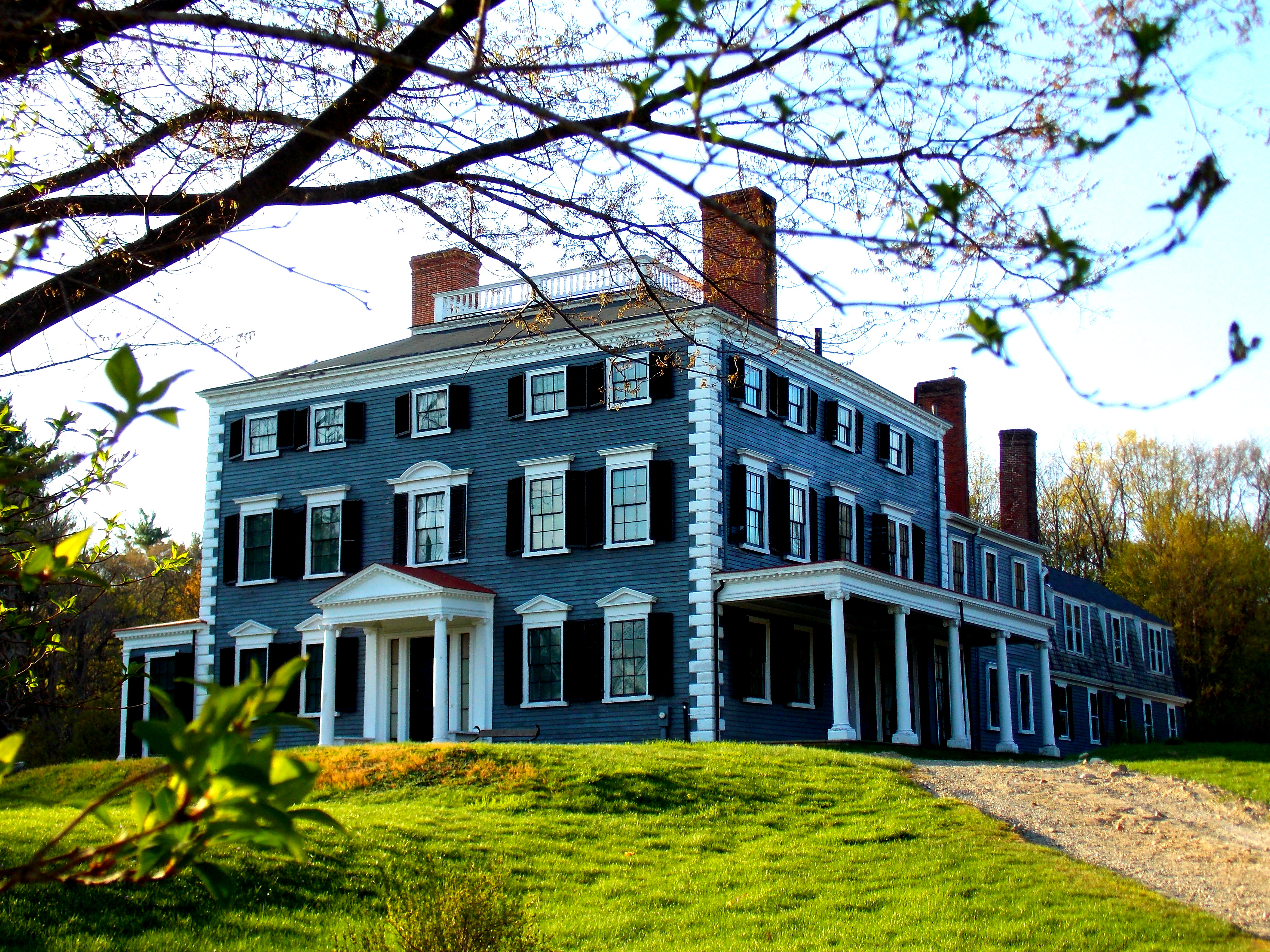 Codman House Front View